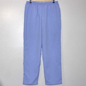 Koret 2 Pocket Elastic Waist Lavender Scrub Pants